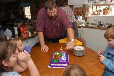 Missy's Birthday Party Jan