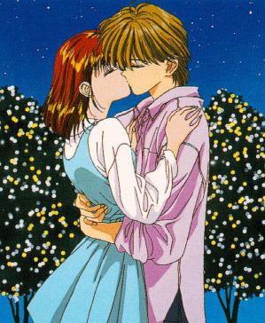 Besitos anime B8985942