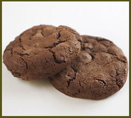 Vegan Chocolate Cookies Recipe from Macrina Bakery